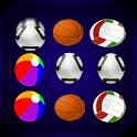 Sports Balls Game Crush icon