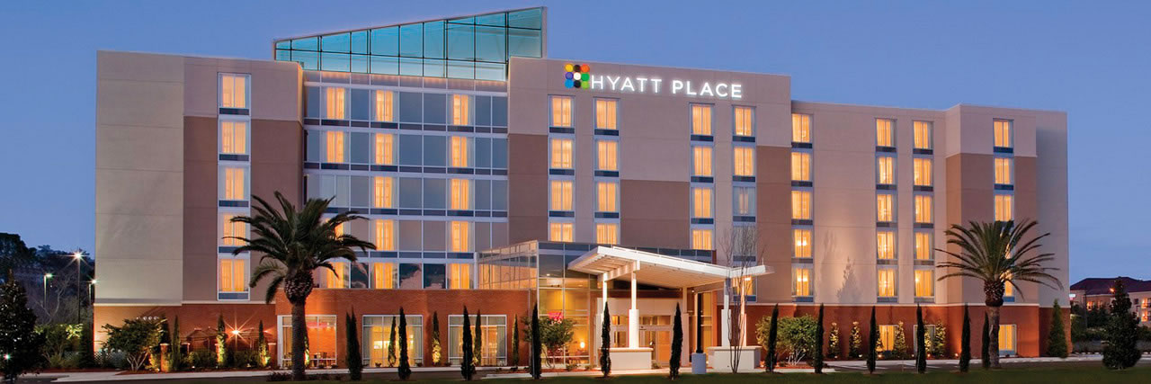 The Hyatt Place Jacksonville Airport in Jacksonville, FL