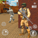 Counter Terrorist Stealth Mission Battleground War icon