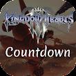 Countdown of Kingdom Hearts 3, KH3 Countdown icon