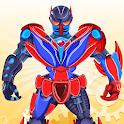 Assemble Robot Toy Suit icon