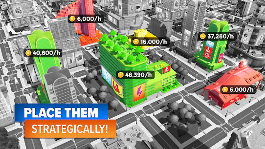 Citytopia MOD APK 2.9.6 [Unlimited Money + Unlimited Gold] 4