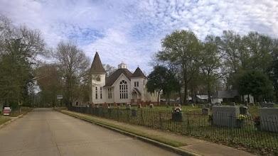 Photo: Nacogdoches Zion Hill Baptist Church
