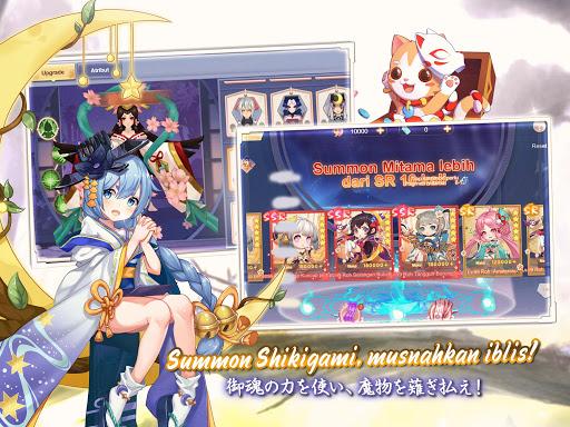 Scroll of Onmyoji: Sakura & Sword 19.1.6 screenshots 11