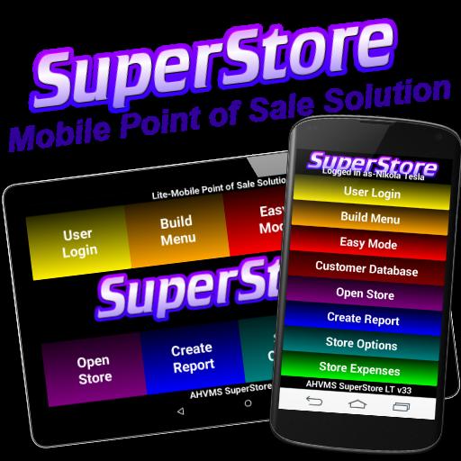 SuperStore Mobile Register PRO