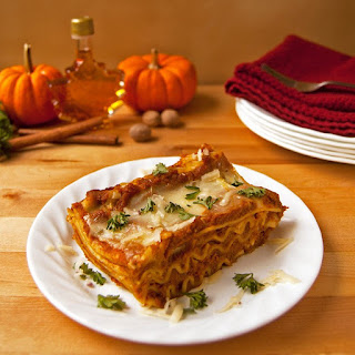 The Great Pumpkin Lasagna