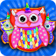 Rainbow Owl Cookies Maker! DIY Cooking Game (game)