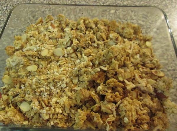 Almond Coconut Granola Recipe