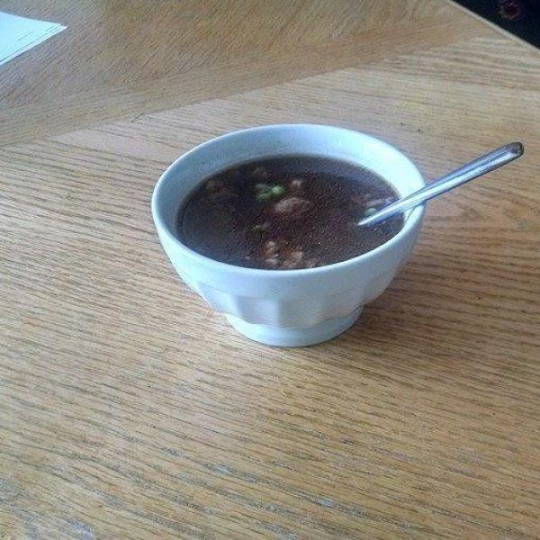 Crockpot Herbed  Pot Roast Soup Recipe