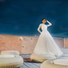 Wedding photographer Manuel Ramos (bridal35mm). Photo of 27.09.2015