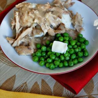 Instant Pot 3-Ingredient Chicken and Gravy.