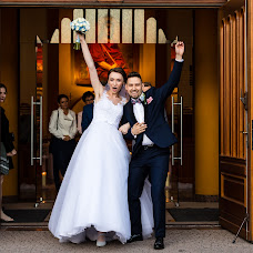 Wedding photographer Adam Kraska (AdamKraska). Photo of 16.11.2018