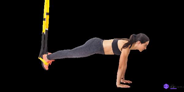 Mit TRX Bändern in 16 Minuten PERFEKT trainieren | Für eine gesündere Haltung und mehr Ausgeglichenheit. 1