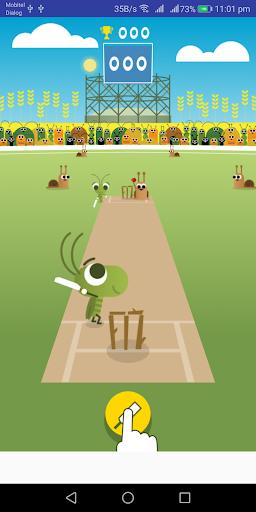 Mini ක්රිකට්... / Doodle Cricket - Sri Lanka screenshot 1