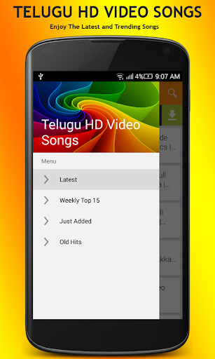 Telugu HD Video Songs
