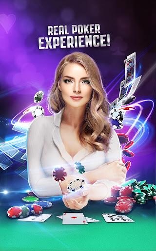 Poker Online: Texas Holdem & Casino Card Games 1.01 Mod screenshots 4