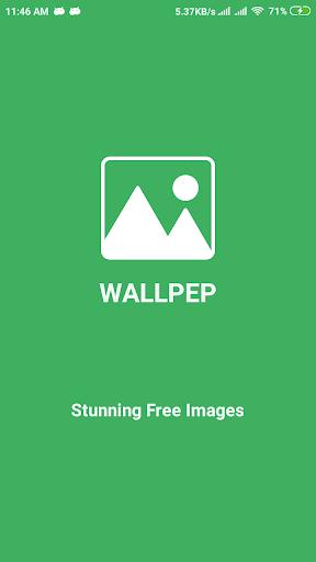 Wallpep - Free Wallpapers screenshot 1