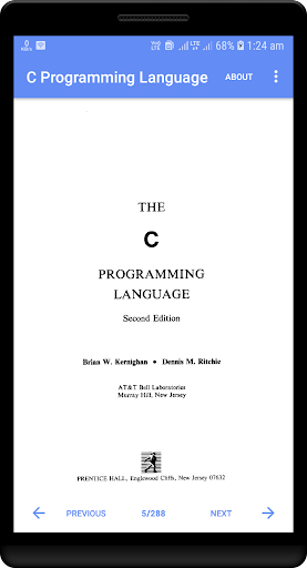 Language c and kernighan by the ebook download ritchie programming