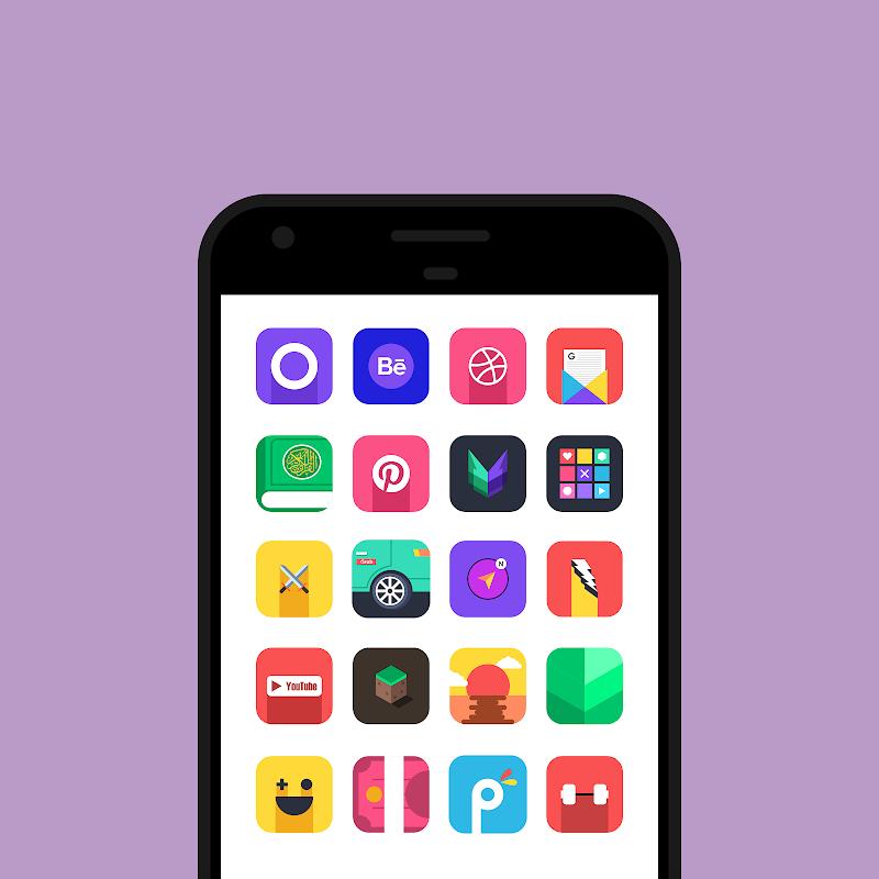Ruzits 3 Icon Pack Screenshot 3