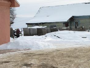Photo: Деревня (пейзаж с бабкой)