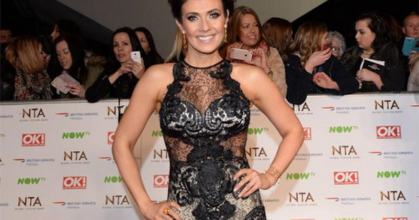 Kym Marsh signs new Coronation Street contract
