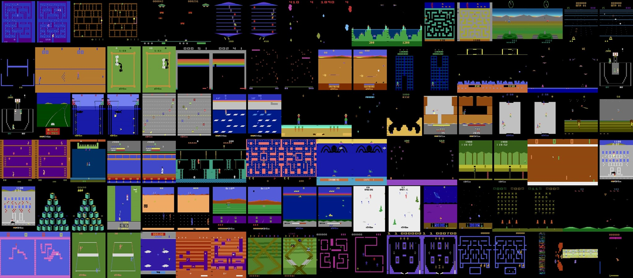 Agent57: Outperforming the human Atari benchmark | DeepMind