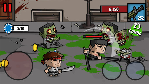Zombie Age 3: Shooting Walking Zombie: Dead City filehippodl screenshot 9