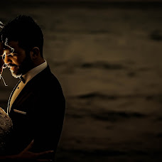 Wedding photographer Kostas Sinis (sinis). Photo of 12.03.2018