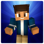 Skins Minecrafters of Youtubers 3D