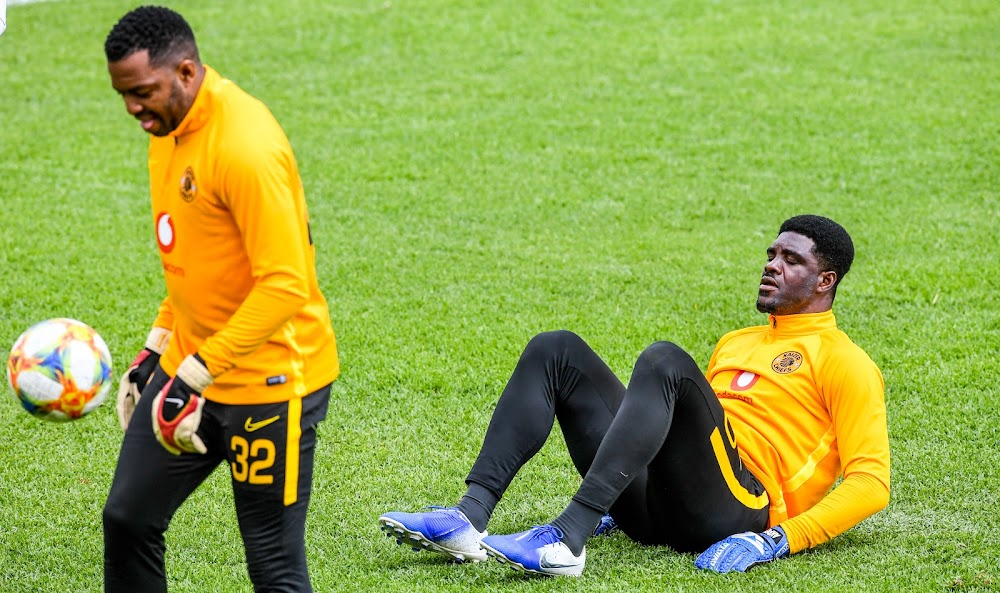 Middendorp on Khune and Akpeyi: 'Actually' I don't want to make a decision now' - SowetanLIVE