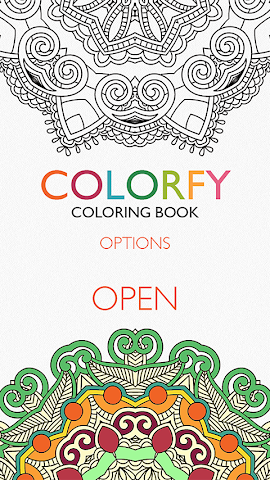 android Colorfy - Coloring Book Free Screenshot 9