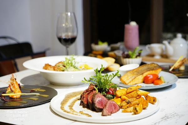 新竹金山街美食 Garden Party 。美味法式餐點與手工甜點~質感大理石紋風(菜單Menu價錢)