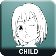 Character Maker - Children  Icon