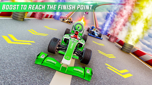 Formula Jet Car Stunt Games u2013 Mega Ramp Stunts screenshots 6