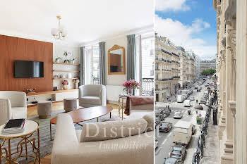 Appartement meublé 4 pièces 112 m2