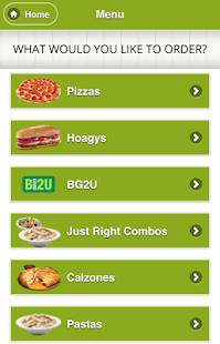 LaRosa's Pizzeria Ordering App- screenshot thumbnail