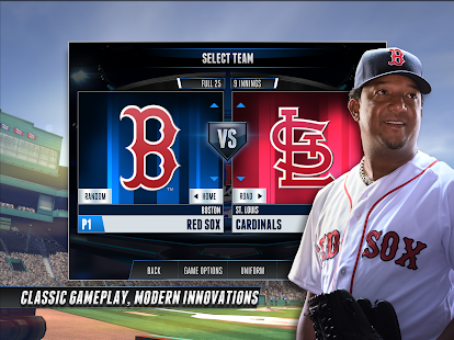 R.B.I. Baseball 15 Screenshot