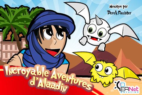 Incroyable Aventure d'Alaadin