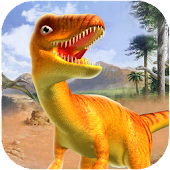 Talking Velociraptor Android APK Download Free By Jurassic Dinosaur Game