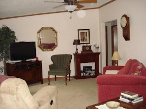 Photo: Living room is 19x12.
