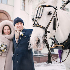 Wedding photographer Inna Pticyna (innaptitsyna). Photo of 18.01.2014