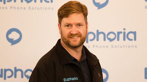 Nic Laschinger, CTO of Euphoria Telecom.