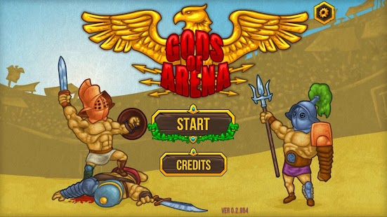 Gods Of Arena: Strategy Game- screenshot thumbnail