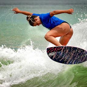 OBX Skim Jam 2015  by Lawayne Kimbro - Sports & Fitness Surfing (  )