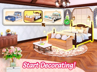 My Home - Design Dreams Screenshot