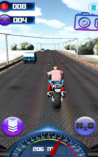 Moto Storm Race Fever: Top Mad Bike Rider Skills 2 screenshots 14