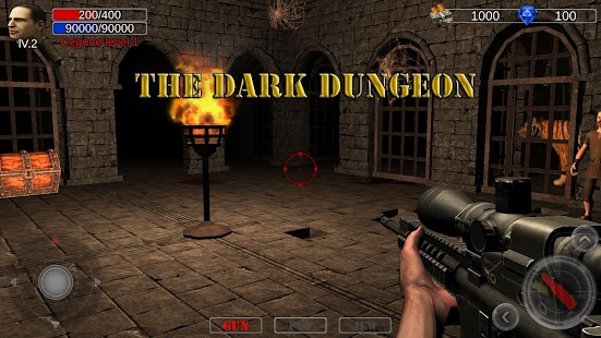 Dungeon Shooter V1.2 : Before New Adventure Screenshot