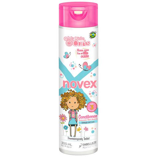 Bano De Crema Novex Cachinhos Para Ninos 300Ml Baño de crema para niños
