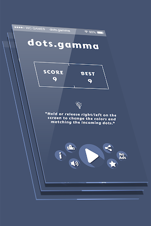 dots γ | Double Color Switch 2.0 screenshot 1498378