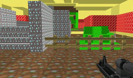 Code Triche Pixel Combat: Battle Royale  APK MOD (Astuce) screenshots 1